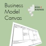business model canvas methode